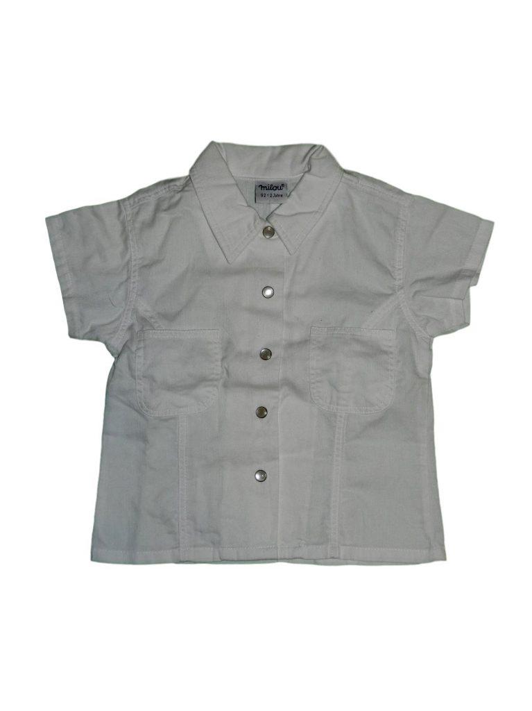 Hibátlan Egyéb márka Fehér, patentos ing (92)