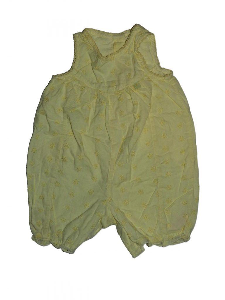 Hibátlan Mothercare Hímzett, kantáros nadrág (62-68)