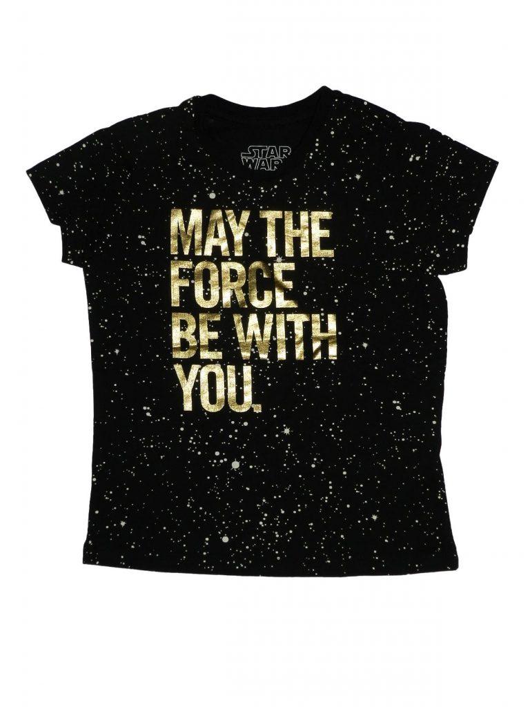 Hibátlan Marks & Spencer Star Wars felső (110-116)