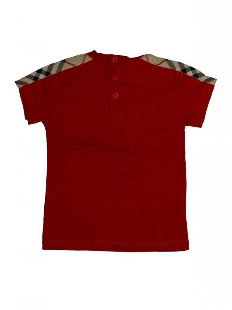 Újszerű Burberry Piros póló (68)
