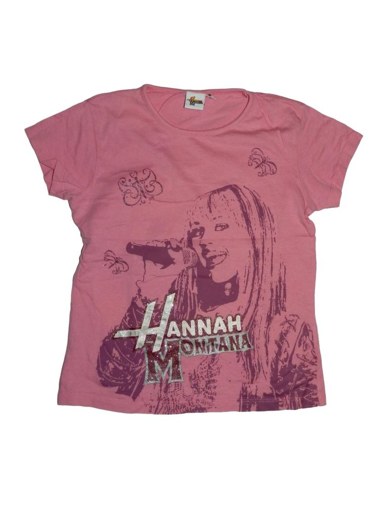 Hibátlan NKD Hannah Montana felső (152)