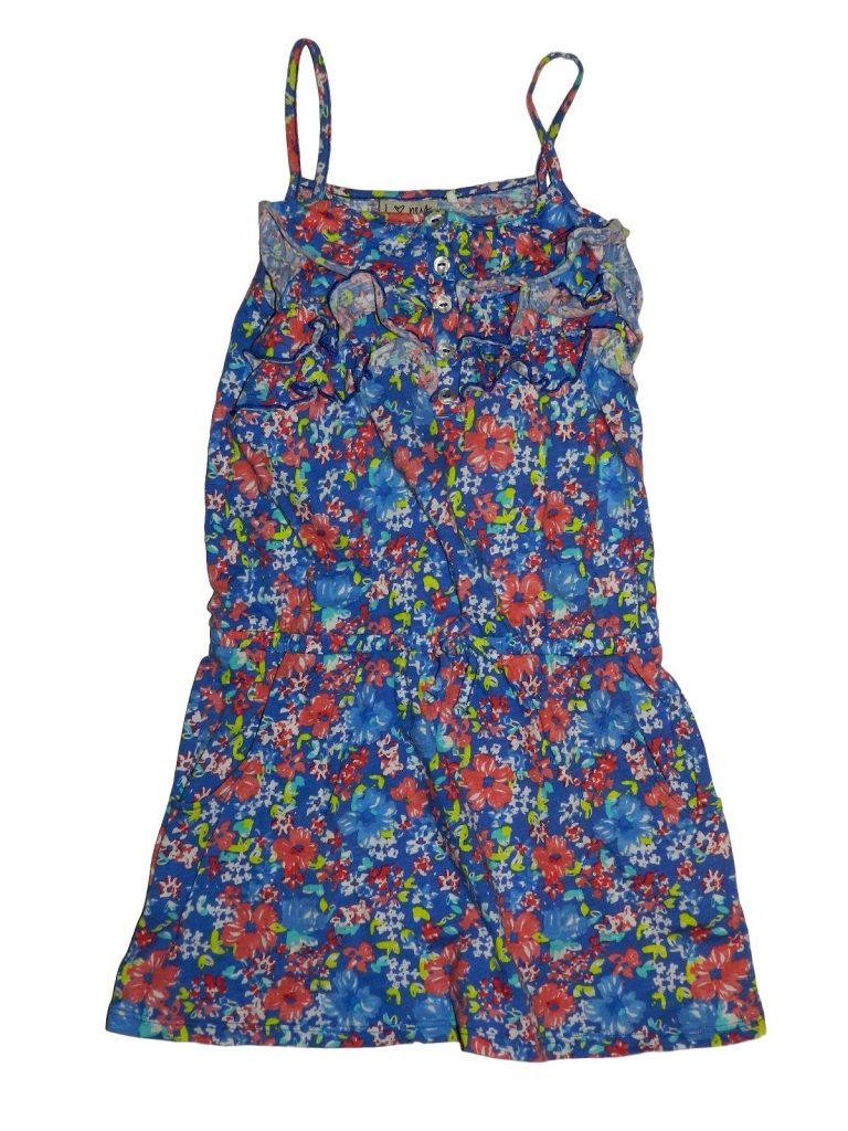 Hibátlan Next Virágmintás, zsebes ruha (140)