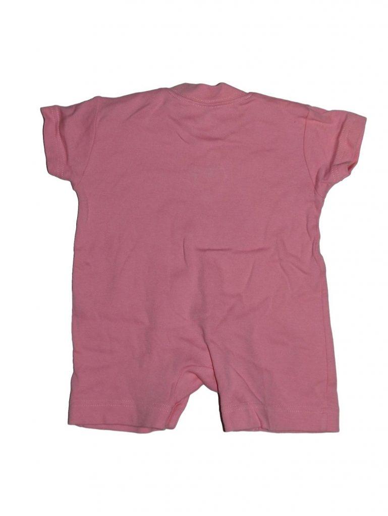 Hibátlan Tesco Rózsaszín napozó (56-62)