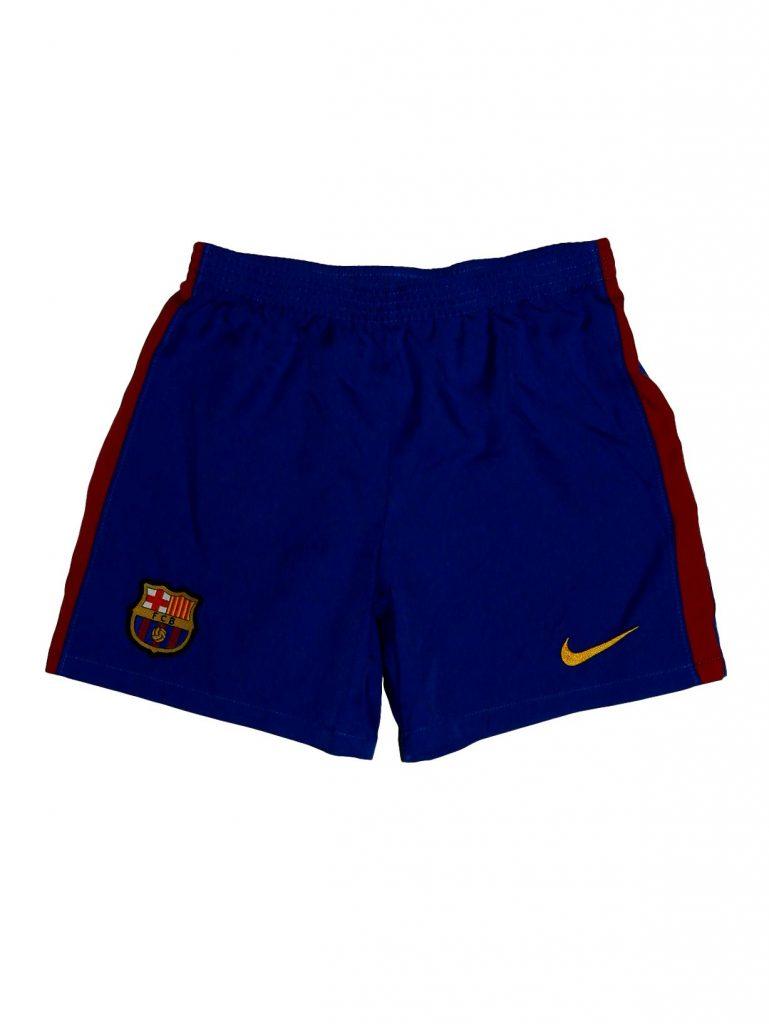 Hibátlan Nike FC Barcelona rövidnadrág (116-122)
