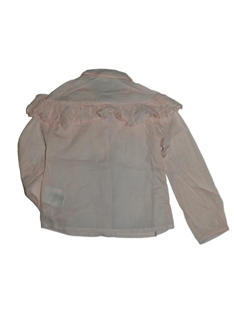 Hibátlan H&M Rózsaszín blúz (122-128)