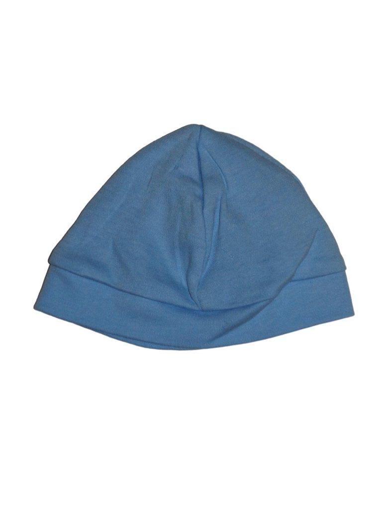 Hibátlan Egyéb márka Kék, baba sapka (68-74)