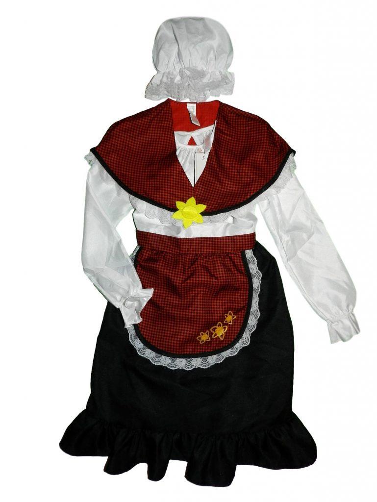 Új / Outlet  Karakteres lány jelmez (134-140)