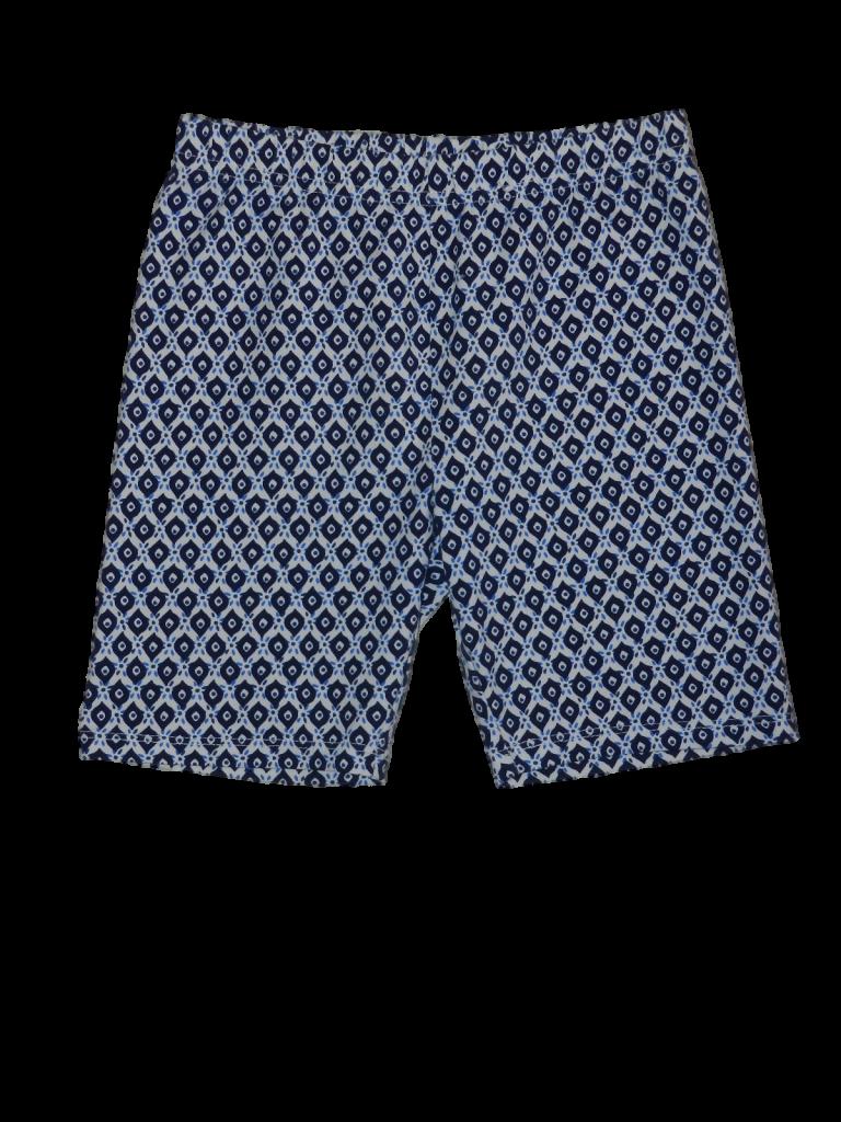 Újszerű George Kék mintás leggings (122-128)