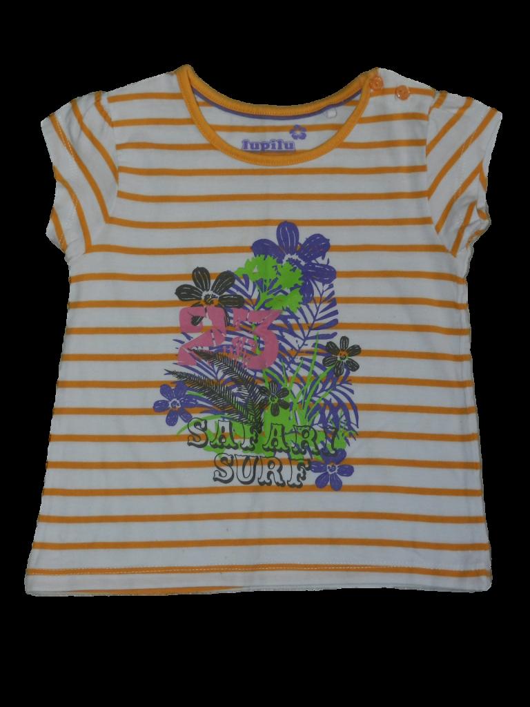 Újszerű Egyéb márka Virágos felső (86-92)