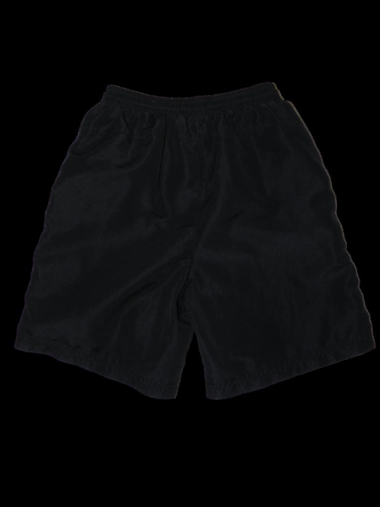 Újszerű Slazenger Fekete sport rövidnadrág (146-152)