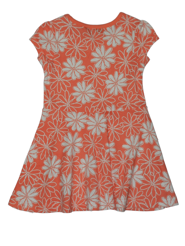 Új / Outlet George Virágos pamut ruha (80-86)