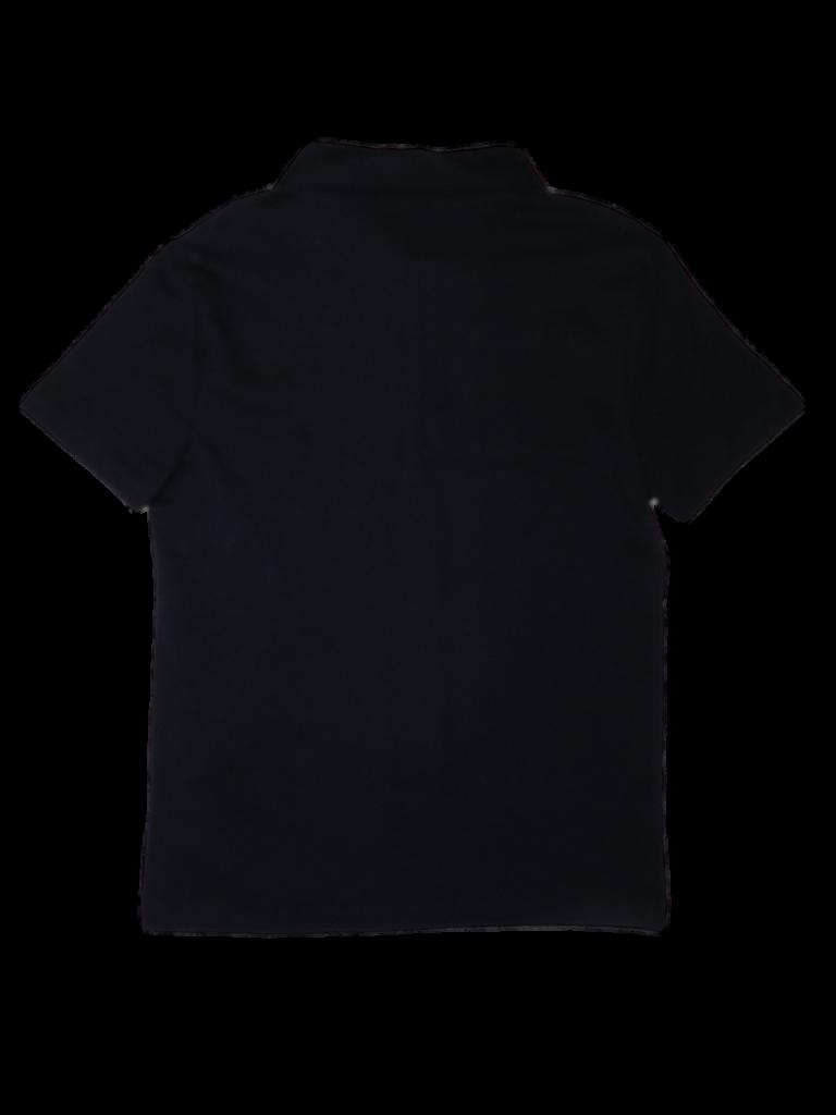 Új / Outlet F&F Kék, mintás, galléros póló (122-128)