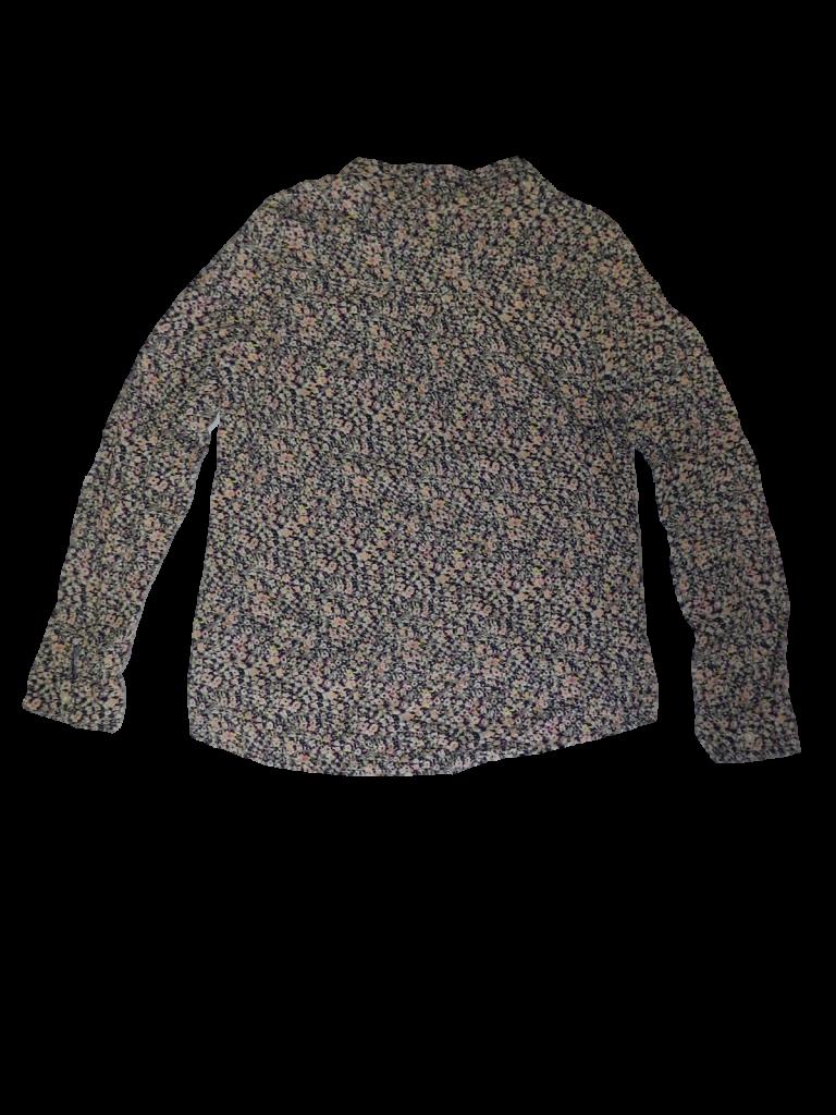 Újszerű H&M Virágos, hosszú ujjú ing (152-158)