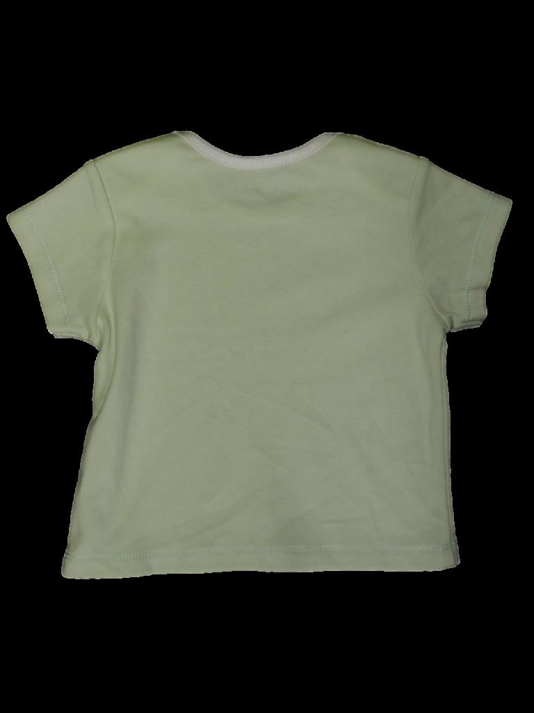 Újszerű George Zöld póló (62-68)